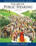 Art of Public Speaking Version 3.0 With Guidebook