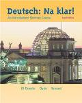 Deutsch, Na Klar! An Introductory German Course