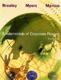 Fundamentals of Corporate Finance (Irwin Series in Finance, Insurance, and Real Estate.)