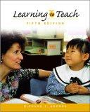LEARNING TO TEACH (SET:TXT/MANUAL)(W/CD) (P)