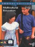 Multicultural Education 01/02