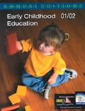 Early Childhood Education 01/02