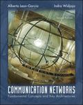 Communication Networks Fundamental Concepts and Key Architectures
