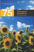 75 Thematic Readings An Anthology