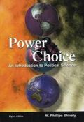 Power and Choice An Introduction to Political Science