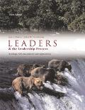 Leaders and the Leadership Process Readings, Self-Assessments, & Applications