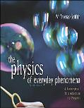 Physics of Everyday Phenomena A Conceptual Introduction to Physics