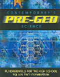 Contemporarys Pre-Ged Science Science