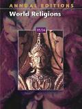 World Religions 03/04