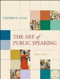 The Art of Public Speaking with Student CDs 4.0, Audio CD set, PowerWeb and Topic Finder