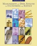 Measurement and Data Analysis for Engineering and Science