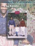 Annual Editions the Family 03-04