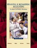 Financial & Managerial Accounting A Basis for Business Decisions With Revised Student Cd-Rom...