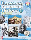 Exploring American History Reading, Vocabulary, And Test-taking Skills 1 (Pre-history to 186...