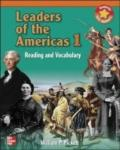 Leaders of the Americas Reading And Vocabulary- Book 1 Tm