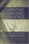 Everyday Guide To Economic Statistics