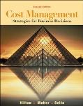 Cost Management Strategies for Business Decisions/With Power Web