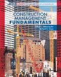 Construction Management Fundamentals
