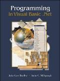 Programming in Visual Basic.Net.