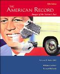 American Record Since 1865 Images Of The Nation's Past, Since 1865