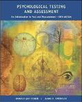 Psychological Testing and Assessment An Introduction to Tests and Measurement