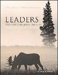 Leaders & The Leadership Process Readings, Self-Assessments, & Applications