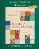 The Art of Public Speaking: Student CD-ROM Guidebook (CD and Book)