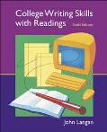 College Writing Skills, With Readings + CD-ROM + User Guide + On-Line learning Center