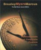 Wall Street Journal Edition Fundamentals Corp Finance