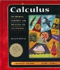 Calculus for Business,Economics,and the Social and Life Sciences