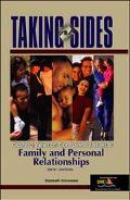 Taking Sides Clashing Views on Controversial Issues in Family and Personal Relationships