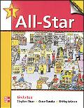 All-Star 1 - with Audio CD - Pkg.