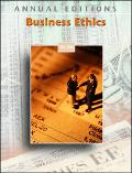 Annual Editions Business Ethics 05/06