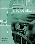 Essentials of Negotiation
