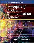 Lab Manual to Accompany Principles of Electronic Communications Systems