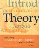 Introducing Communication Theory Analysis &_Application (2007 publication)