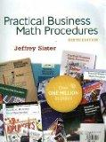 Prac. Business Mathematics Procedure -Text Only