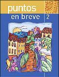 Puntos En Breve + Bind-in Olc Passcode Card Student