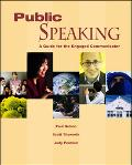 Public Speaking A Guide For The Engaged Communicator