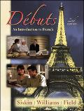 Debuts: An Introduction to French, 2nd Edition (Book & Bind-in Passcode)