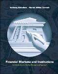 Financial Markets and Institutions An Introduction to the Risk Management Approach