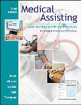 Medical Assisting-Administrative and Clinical Competencies with Student CD-ROMs