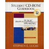 Student CD-ROMs 5.0 with Guidebook and PowerWeb card (NAI) to accompany The Art of Public Sp...