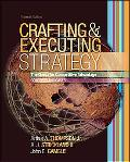 Crafting and Executing Strategy (with OLC access card)