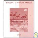 Student Solutions Manual Intermediate Algebra