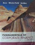 Fundamentals of Corporate Finance, 8th Edition, Annotated Instructor's Edition