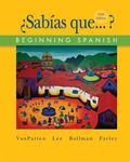 Workbook Lab Manual to Accompany Sabias Que?