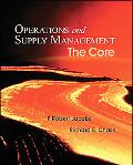 Operations and Supply Management: The Core (Book & DVD-ROM)