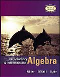 Algebra + Mathzone Introductory & Intermediate