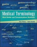 Medical Terminology Word Builder and Communications Workbook W/Flashcards